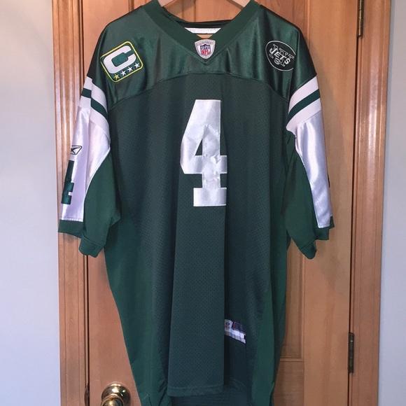 NFL New York Jets Brett Favre Jersey 56 9211a2a18